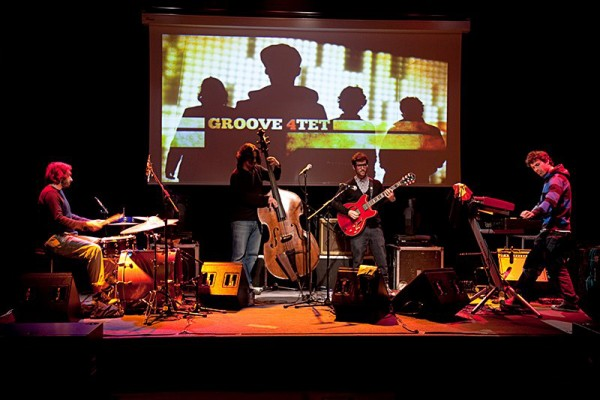 Groove4tet - Graziela Costa