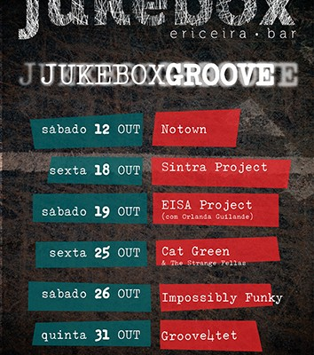 Cartaz Festival Jukebox. - ph. DR