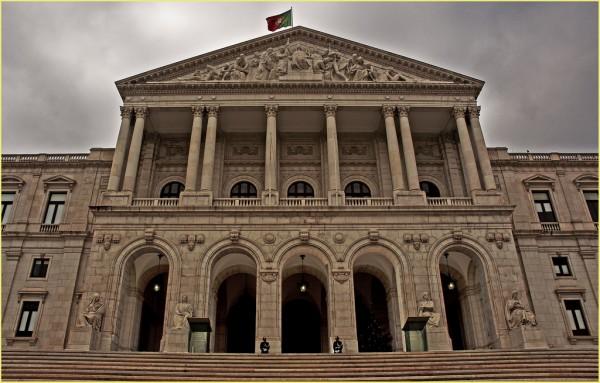Assembleia da República. - ph. Ricardo Fernandez
