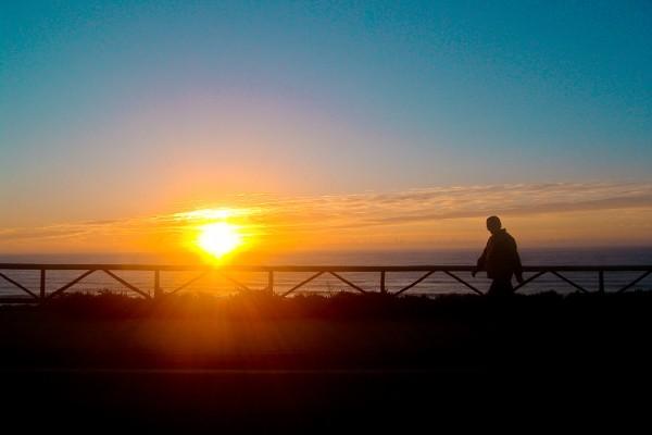 Pôr-do-Sol na Ericeira. - ph. Bruno Gonçalves