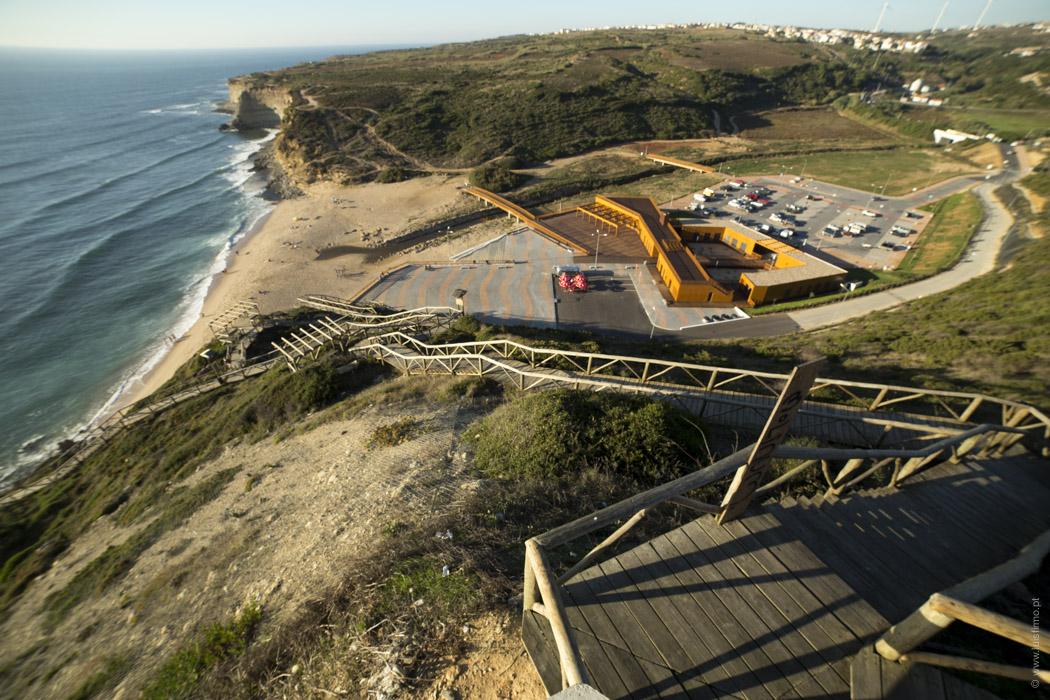 Os Guardiões e a Reserva Mundial de Surf: Célia Batalha Fernandes