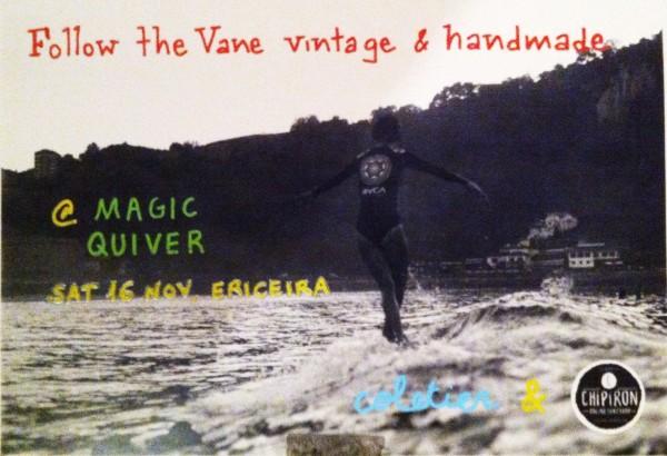 Follow the Vane. - ph. DR