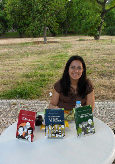 Marina Santos. - ph. DR