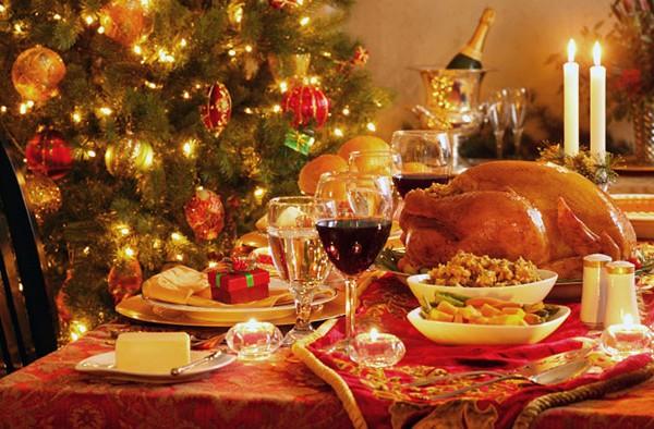 Christmas Dinner - ph. DR