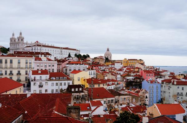 Lisboa. - ph. Mat McDermott