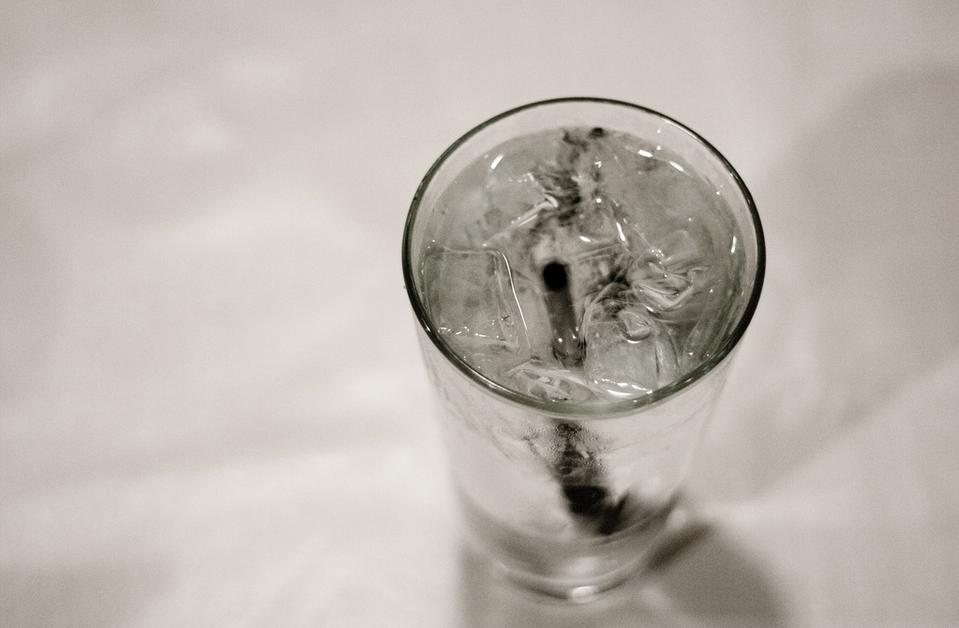 Água. - ph. Chris Gritti