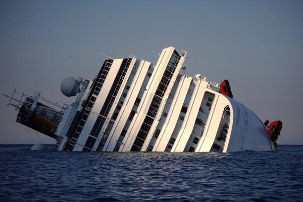 Costa Concordia. - ph. Filippo Monteforte/AFP/Getty Images