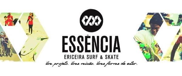 Plataforma Essência. - ph. Ericeira Surf & Skate