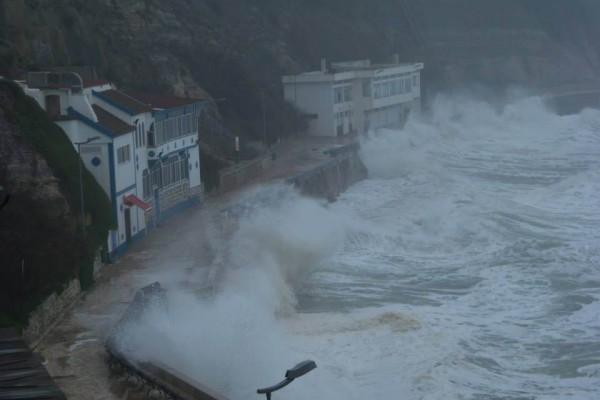 Tempestade Hércules Sul. - ph. Nuno Vicente