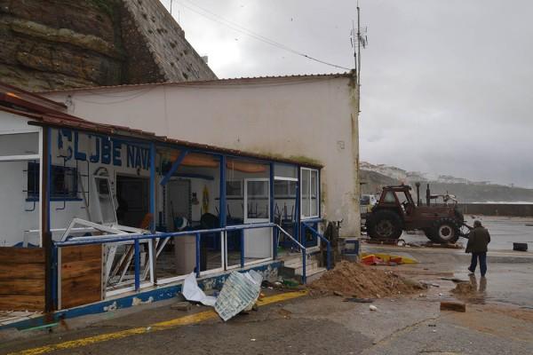 Tempestade Hércules Algodio. - ph. AZUL