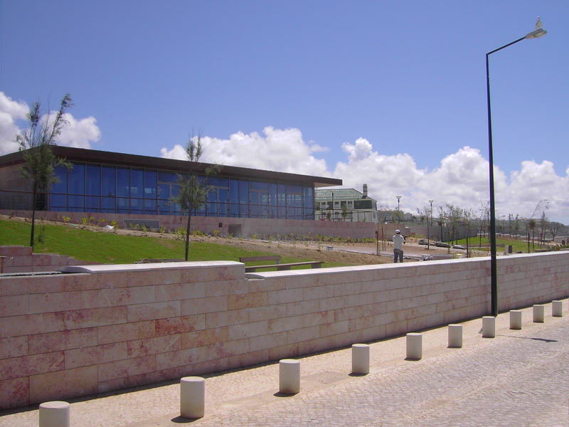Parque Santa Marta. - ph. DR