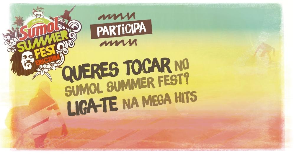 MEGA HITS Sumol Summer Fest 2014. - ph. DR