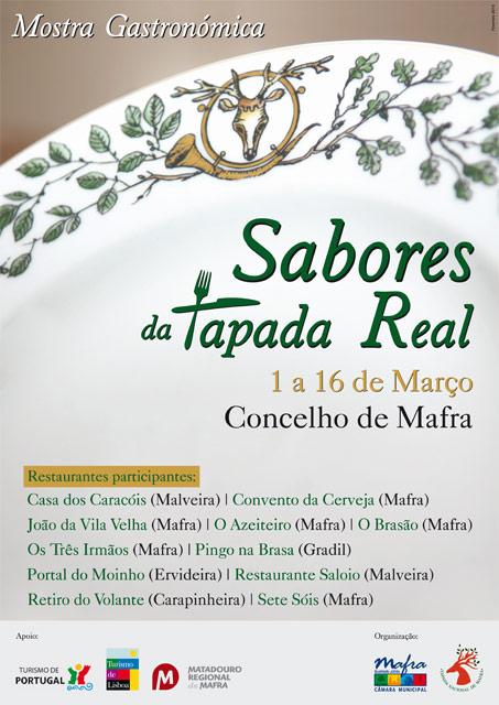 Sabores da Tapada Real 2014. - ph. DR