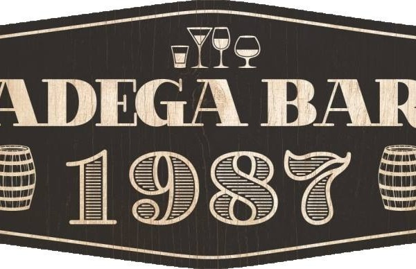 Logo Adega Bar 1987 - ph. DR