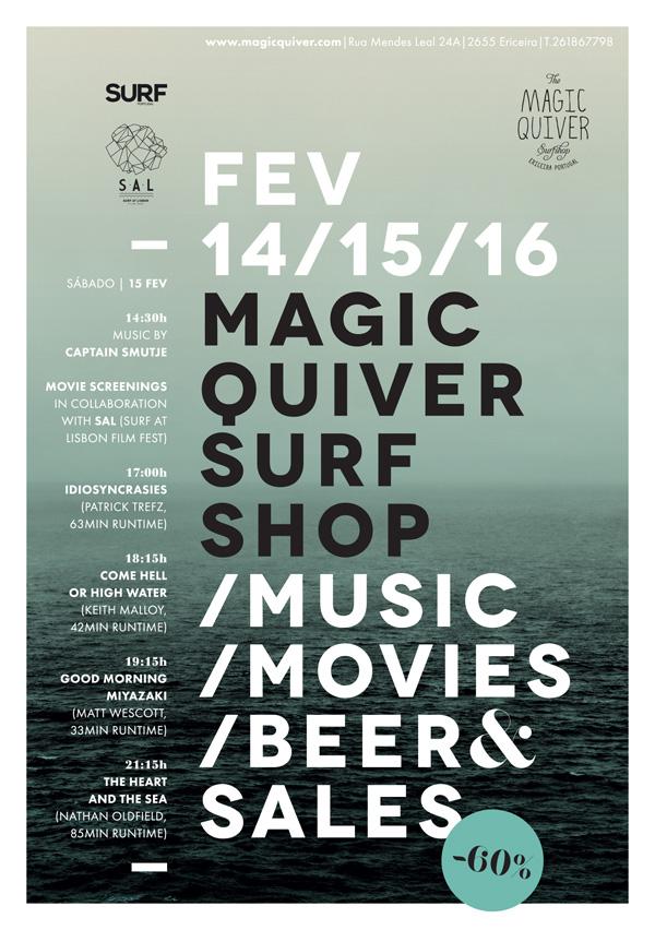 Festa Magic Quiver 2014. - ph. DR
