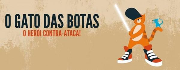 """Teatro """"O Gato das Botas"""". - ph. DR"""