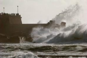 """""""O meu mar está irado!"""""""