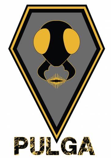 Pulga logo - ph. DR