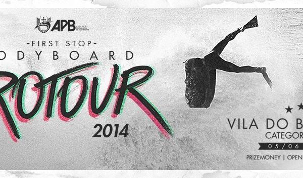 Bodyboard Pro Tour 2014 Vila do Bispo. -ph. DR