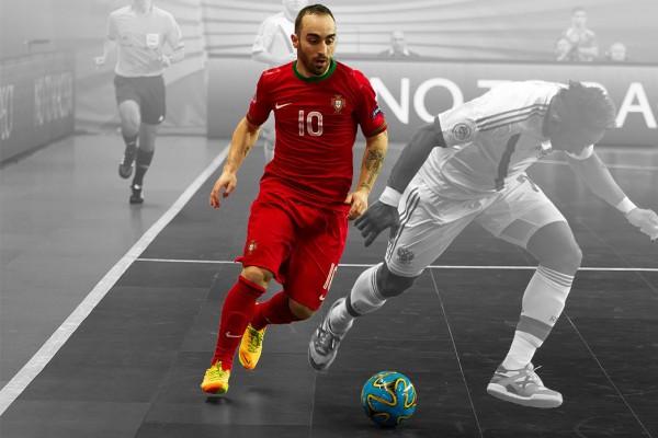 Academia de Futsal Ricardinho. - ph. DR