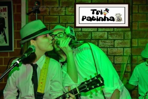 Trio Patinhas. - ph. DR