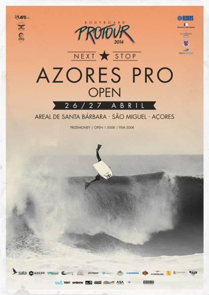 Bodyboard Pro Tour Açores - ph. DR