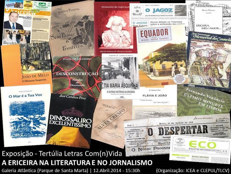 Ericeira literatura e jornalismo - ph. DR