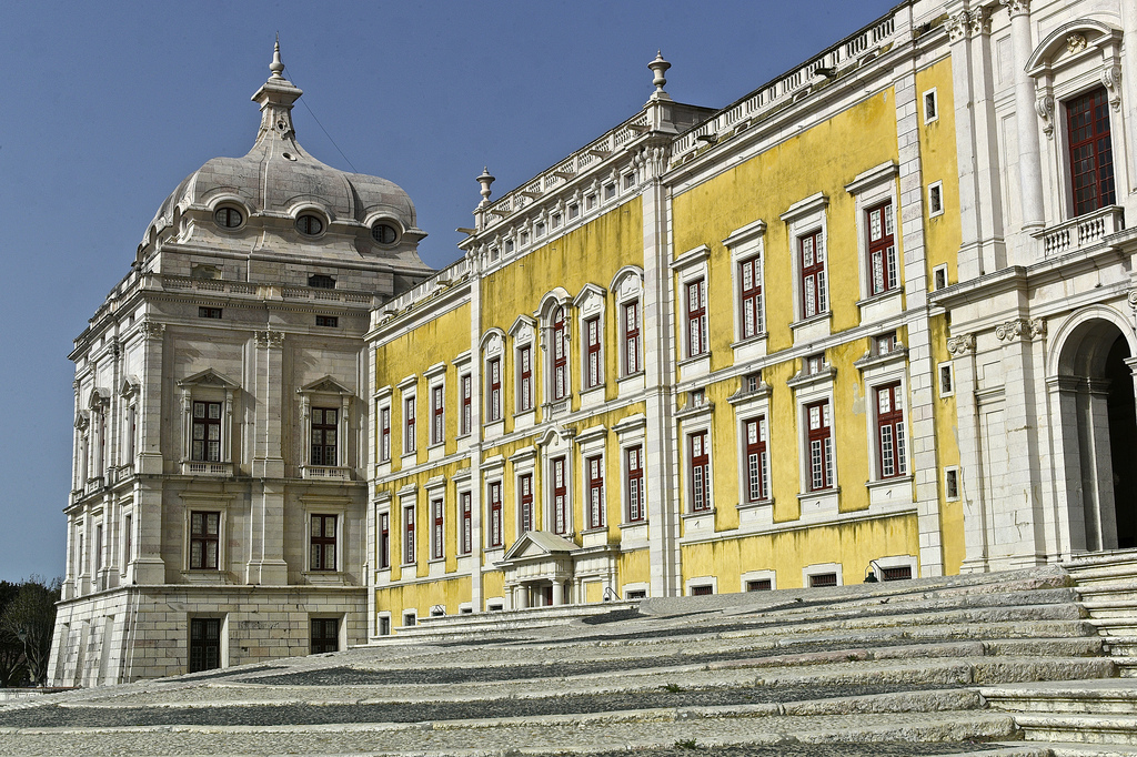 Palácio Nacional de Mafra. - ph. Pedro Ribeiro Simões