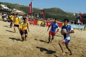 Foz recebe a 9ª edição do Beach Rugby Ericeira