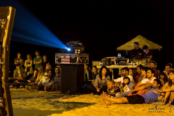Allianz Portuguese Surf Film Festival 2014. - ph. Luís Firmo