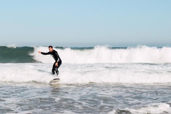 Daniel Geron The Wave. - ph. AZUL
