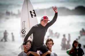 Tomás Fernandes assume candidatura ao título nacional de Surf