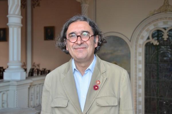 Manuel Gandra. - ph. gplsalvador.com.br
