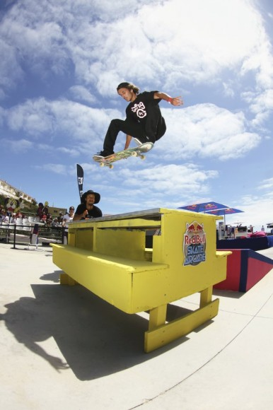 Red Bull Skate Arcade 2014. - ph. Red Bull Content Pool