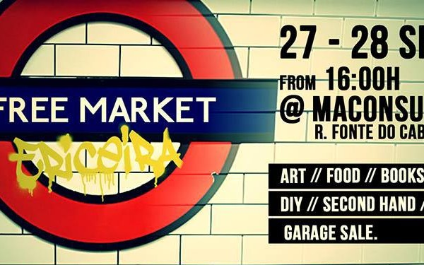 Free Market Ericeira. - ph. DR