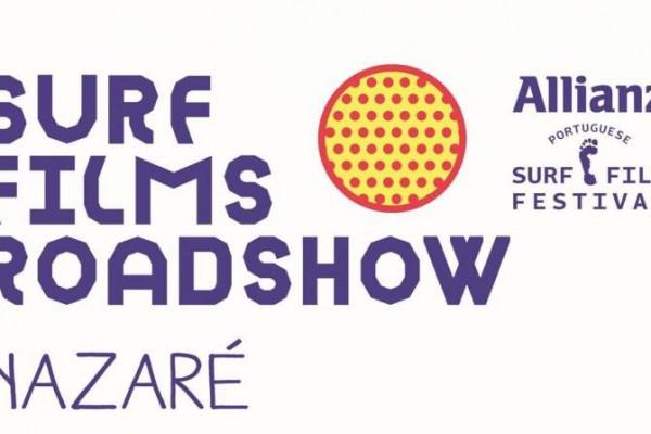 Portuguese Surf Film Festival Roadshow Nazaré 2014. - ph. DR