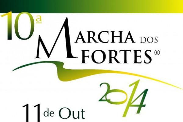 10ª Marcha dos Fortes. - ph. DR