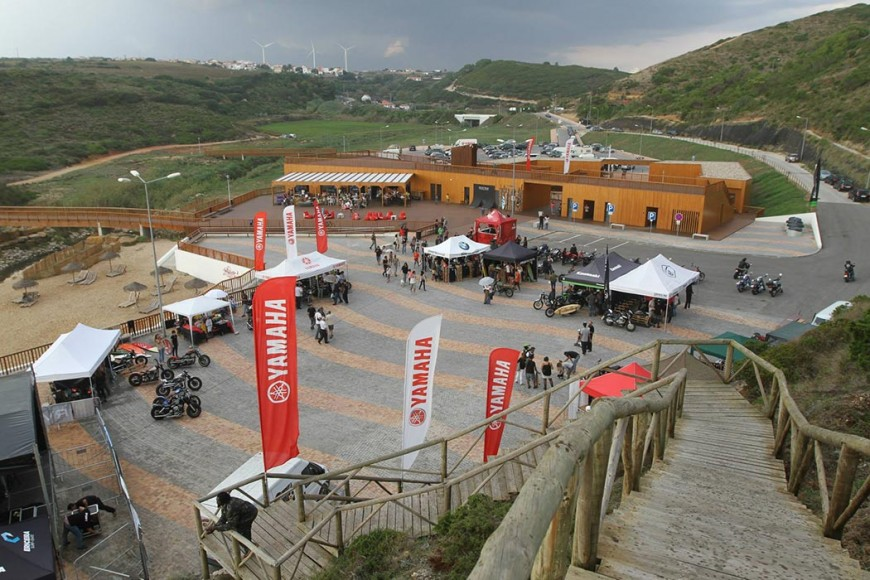 Twins & Fins 2014. - ph. Café Racer Portugal