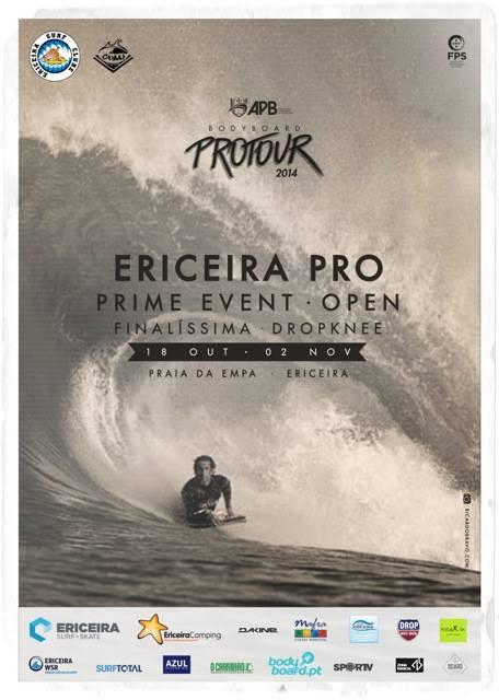 Bodyboard Pro Tour Ericeira 2014. - ph. DR