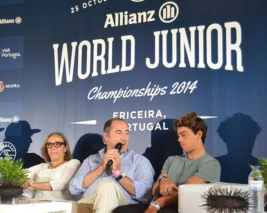 ASP World Junior Ericeira 2014. - ph. Francisco Henrique