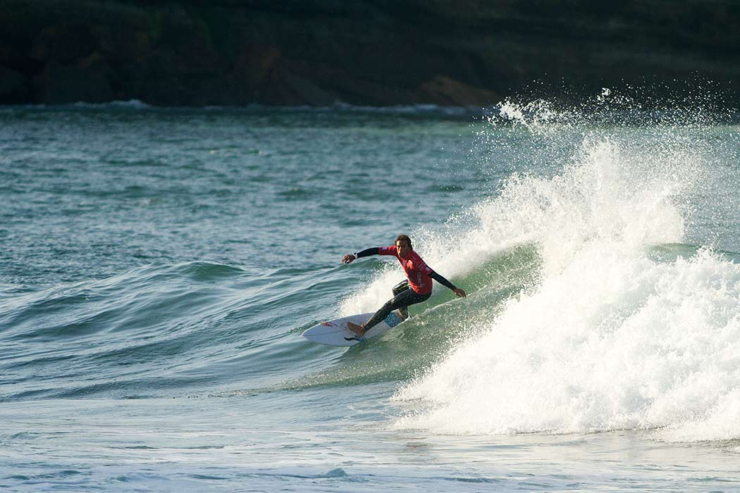 Vasco Ribeiro. ASP World Junior Ericeira 2014. - ph. José Guerra