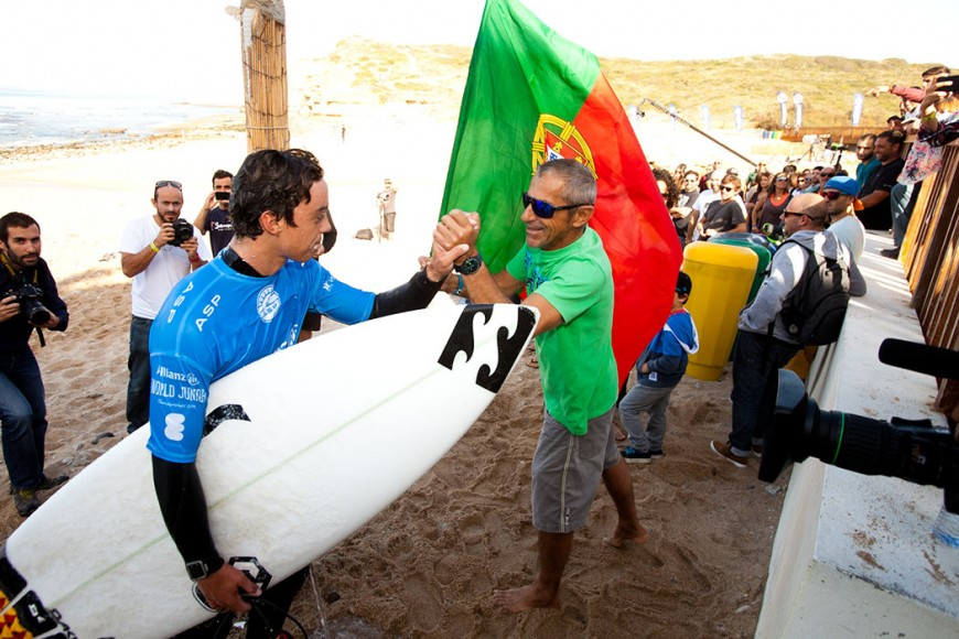 ASP World Junior Ericeira 2014. - ph. José Guerra