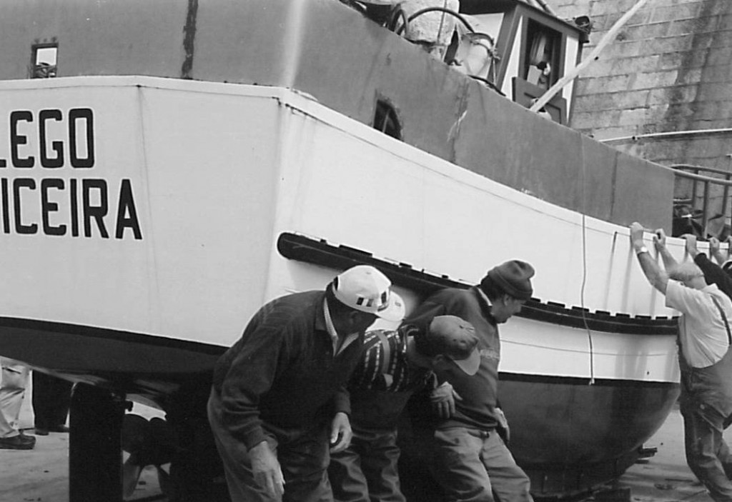 Hoje, destes barcos existem na Ericeira cerca de dez no activo. Nos anos 80 existiam perto de 40.