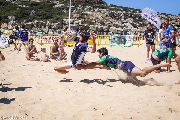 Rugby praia - ph. Luís Cabelo
