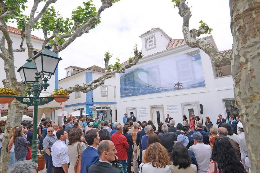 Casa cheia para a inauguração - ph. CMM