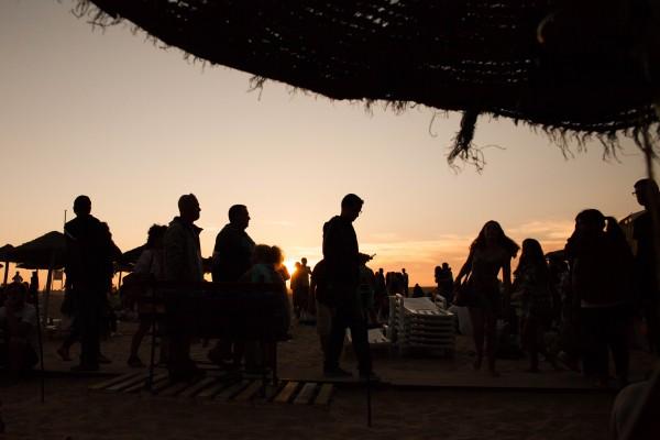 Sunset by AZUL - ph. Márcio Barreira