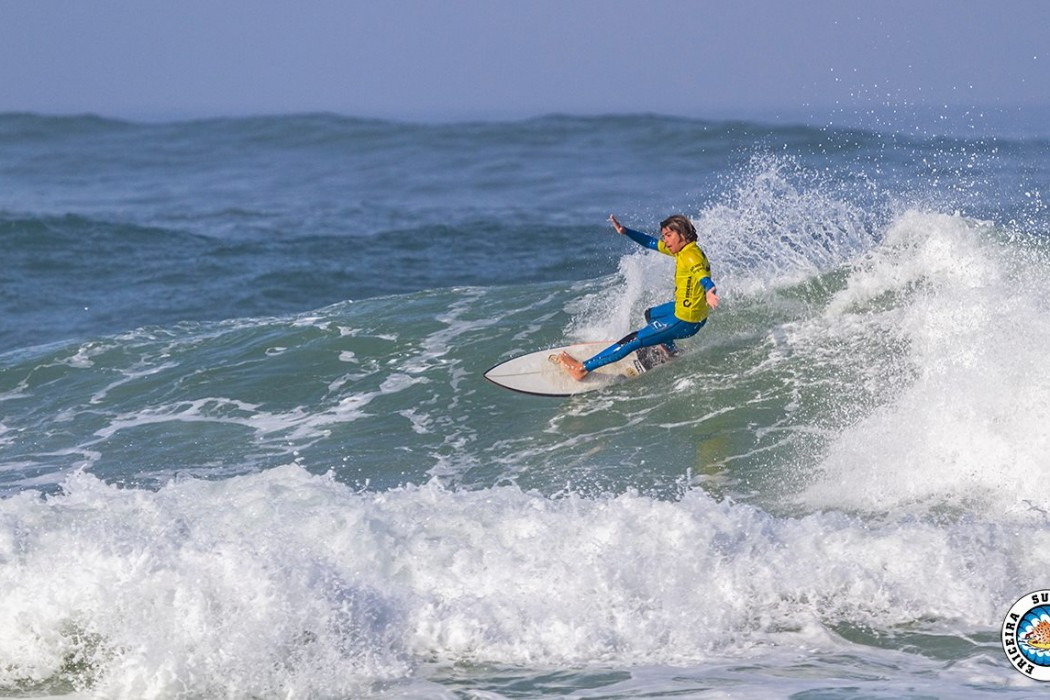 Nacional Surf Esperanças 2016 sub-14, Gabriel Ribeiro - ph: Ericeira Surf Clube