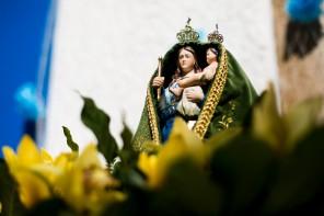 Carvoeira celebra Nossa Senhora da Nazaré