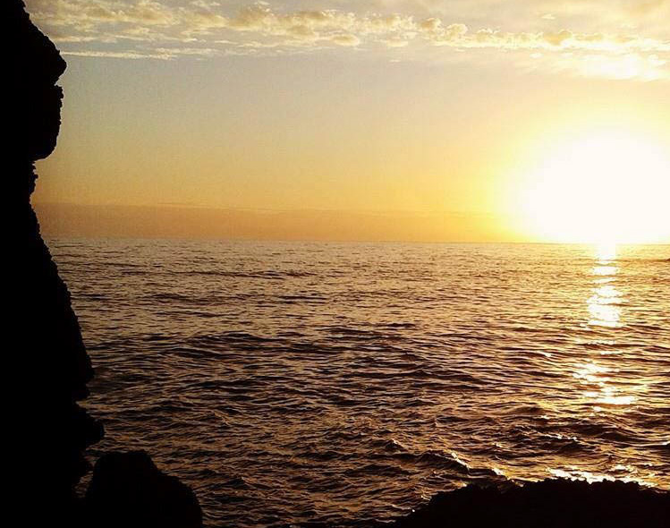 Sunset Ericeira. - ph. Miguel Caseiro