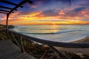 Ribeira d'Ilhas apontada como um dos melhores surf spots de Portugal